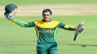 Quinton de Kock wins the prestigious ICC ODI Cricketer of the Year award