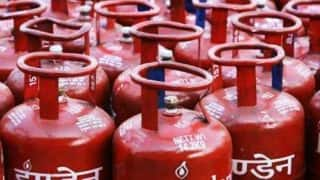 Subsidised LPG Price Slashed by Rs 5.91; Non-subsidised LPG Rate Cut by Rs 120.50