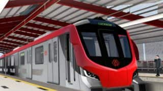 UP Unlocks: After Delhi and Noida, Lucknow Metro to Resume Operations From Tomorrow