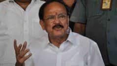 Protest against Army a cheap political stunt, says M Venkaiah…