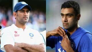 R Ashwin ignores MS Dhoni in his 'Thank You' speech for ICC Cricketer of the Year award! Twitterati reacts strongly!