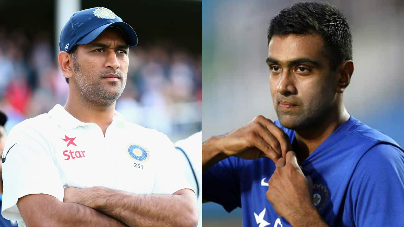 Ashwin, Jadeja occupy 1st and 2nd spots in ICC Test bowling chart