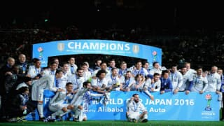 FIFA Club World Cup Final: Real Madrid beat Kashima Antlers 4-2 to win Club World Cup