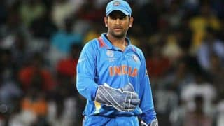 Mahendra Singh Dhoni may play for India A vs England warm-up games in Mumbai