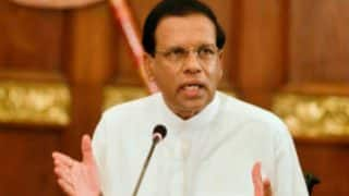 Sri Lankan President Sirisena Revokes Social Media Ban Imposed After Easter Sunday Blasts