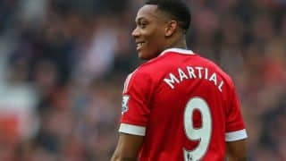 Real Madrid, Barcelona courting Manchester United's Anthony Martial