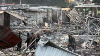 Mexico: At least 29 killed in fireworks blast, 72 injured