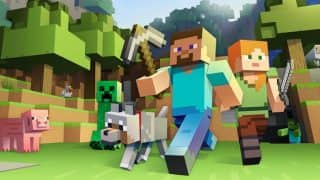Apple launches MInecraft game on Apple TV in the $19.99 price pack