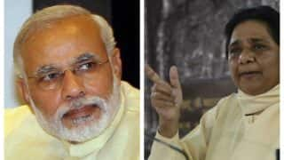 Narendra Modi is not a 'fakir', he is a very wealthy man, says Mayawati