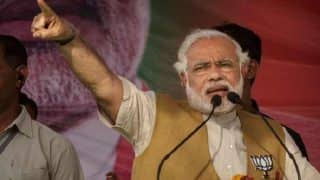 LIVE - Narendra Modi rally in Moradabad: 'Retrieving black money is not the end, need to embrace digital banking'