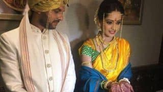 Mugdha Chaphekar and Ravish Desai wedding pictures and video exclusive: Satrangi Sasural couple is married!