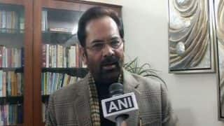 CAA Stir: 'Immediate Action Must be Taken Against Him', Naqvi on Meerut SP's 'Go to Pakistan' Remark
