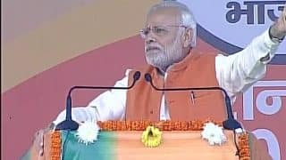 Narendra Modi rally in Moradabad: PM defends demonetisation, says 'Am I culprit to fight corruption?'