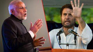 मोदी ने 40 करोड़ रुपये की रिश्वत ली : राहुल गांधी
