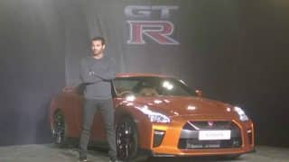 Nissan launches GT-R in India priced at Rs 1.99 crore