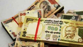 Demonetised currencies seized, 1 held