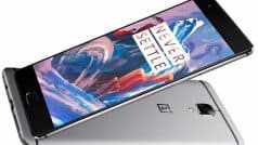 OnePlus 3T launched in India, Check price and specifications
