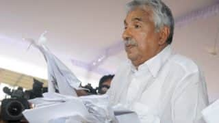 Kerala vigilance court orders enquiry against Oommen Chandy