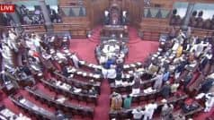 LIVE- Winter Session of Parliament Day:  Lok Sabha adjourned for the day