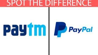 PayPal thinks Paytm copied it's logo, takes the Indian wallet service to court!