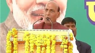 Rajnath Singh flays Opposition over Parliament disruption, says 'ready to discuss demonetisation in public'