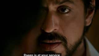 Shah Rukh Khan's Raees trailer goes viral with 12 million views! Fans aim for more as #RaeesTrailer20Million trends