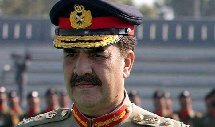 Raheel Sharif