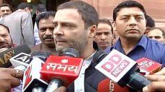 Delhi Police probes hacking of Rahul Gandhi's twitter account