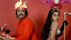 OMG! Rajinikanth with sex siren Silk Smitha in this viral…