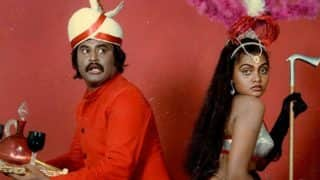OMG! Rajinikanth with sex siren Silk Smitha in this viral throwback picture you can't unsee!
