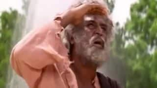 Rajinikanth's picture as bhikaari or beggar goes viral!