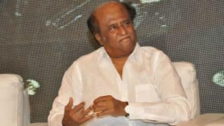 Rajinikanth injured during shoot of 2.0, returns to work after first aid