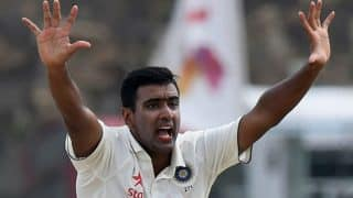 Ravichandran Ashwin happy with form in second innings