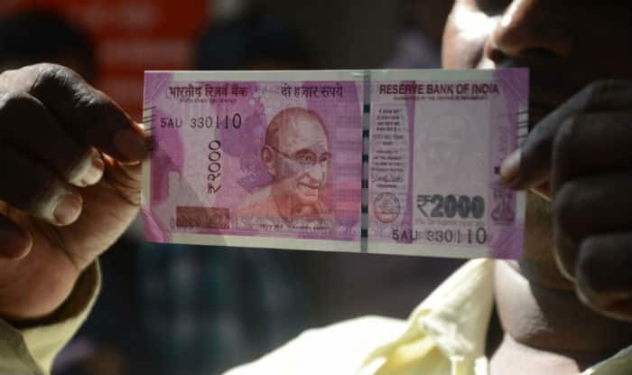 Rs 2000 note (file image)