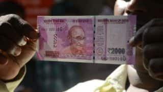 Mumbai Crime branch seizes new notes worth Rs 85 lakhs from Dadar, 2 detained