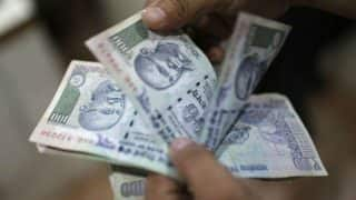 INR to USD forex rates today: Rupee recoups 22 paise against dollar