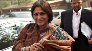 BJP MP Roopa Ganguly stable, certain tests need to be conducted: AMRI hospital