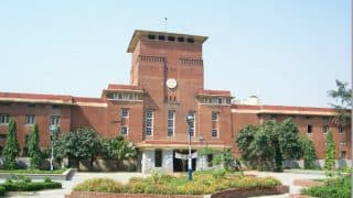 SRCC to be University? DU colleges may seek Deemed University status