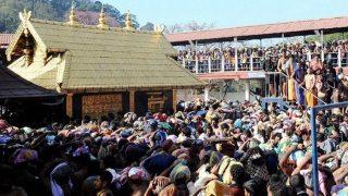 केरल: अय्यप्पा के श्रद्धालुओं को सबरीमाला मंदिर नहीं जाने की सलाह, बाढ़ के कारण है तबाही का मंजर
