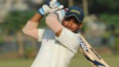 Western Railway's Sagar Mishra hits six sixes in a over…
