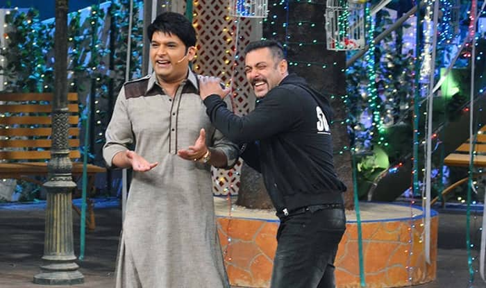 How Salman Khan helped Kapil Sharma beat Shah Rukh Khan in