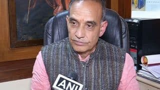 Not Wright Brothers, But an Indian Invented Aircraft, Says MoS HRD Satyapal Singh