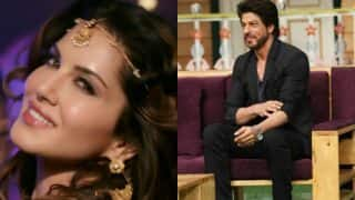 Shah Rukh Khan-Sunny Leone's sweet Twitter chat proves why Raees actor is a true-blue gentleman!