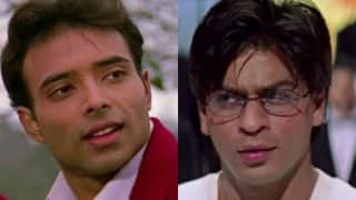 Shah Rukh Khan's Twitter chat with his Mohabbatein student Uday Chopra is pure madness!