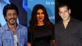 New Year 2017 Bollywood Celebrity Parties: Shah Rukh Khan to Priyanka Chopra, here is how the celebs have decided to party this New Year's Eve