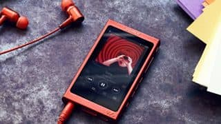 Sony launches Sony NW-A35 Walkman in India with Bluetooth and NFC