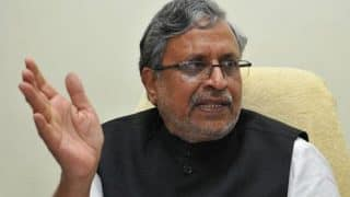 Gujarat Assembly Elections 2017 Results: Bihar Deputy CM Sushil Modi Stirs Controversy, Says 'RAM' Wins Over 'HAJ'