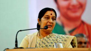 Kansas shooting: Will transport body of killed Indian engineer to Hyderabad, assures Sushma Swaraj