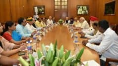 Govt approves inclusion of 15 new castes in Central OBC…