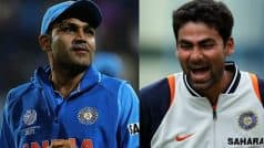 Virender Sehwag wishes Mohammad Kaif in his trademark style, didn't…